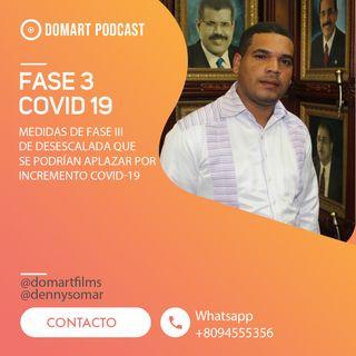 Fase 3 Covid 19