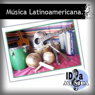Música latinoamericana.