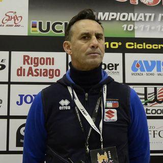 """Fausto Scotti: """"L'Italia potrebbe ospitare le gare giovanili degli europei di ciclocross"""""""