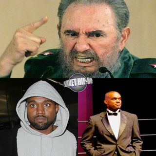 PHHN Ep 54: The Passing of Fidel Castro, Kanye West Hancuffed in Ambulance, The Murder of Will Simms + More