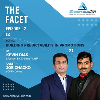 Ep. 02 - Building Predictability in Promotions with Joe Chacko