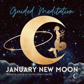January New Moon Guided Meditation