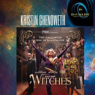 Byte Kristin Chenoweth On The Witches