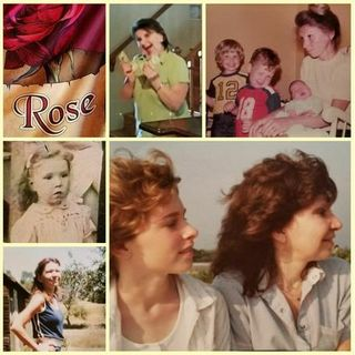 HAPPY MOTHER'S DAY & A TRIBUTE TO MY MOM...ROSE - THE BEST MOM EVER!
