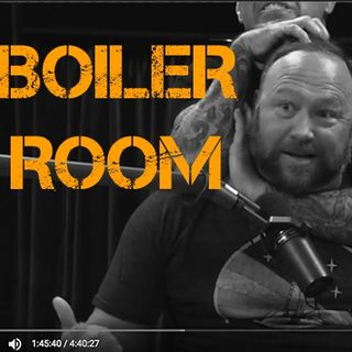 Joe Rogan vs. Alex Jones: Analyzed - But Have You Tried DMT? - Boiler Room #213