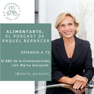 T02-E04 El ABC de la crononutrición, con Marta Garaulet