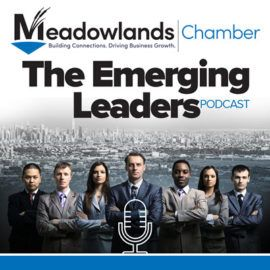 Meadowlands Chamber Podcast Episode 1 - Welcome To The Podcast