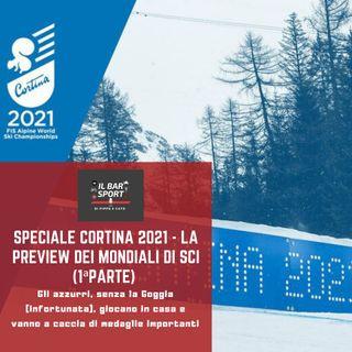 Speciale Cortina 2021 - La preview dei Mondiali di sci (1a parte)