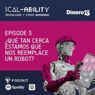 ¿Qué tan cerca estamos que nos remplace un Robot?