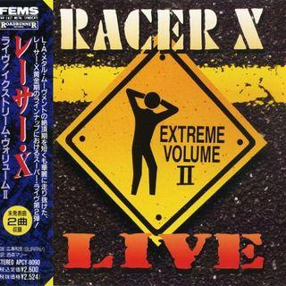 ESPECIAL RACER X LIVE EXTREME VOLUME II 1992 #RacerX #HeavyMetal #classicrock #westworld #tigerking #twd #shadowsfx #twd #stayhome #