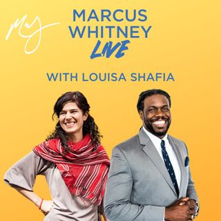 E104: How Immigrants Shape Society and Culture with Louisa Shafia - #MWL Ep. 35