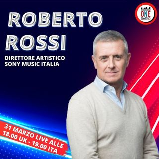 """R. Rossi (Sony Music Italy): """"La musica sta bene anche grazie al digitale"""""""