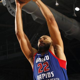 Jon Horford - Grand Rapids Drive Forward