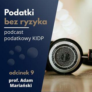 prof. Adam Mariański - Koniec świata spółek komandytowych