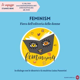 #3.6 Feminism 4: fiera dell'editoria delle donne - Immaginarsi è libertà