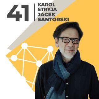 Jacek Santorski i Karol Stryja-o wnioskach z 2019 i planach na 2020 z książką w tle
