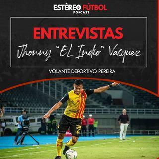 Entrevista Con Jhonny Vasquez