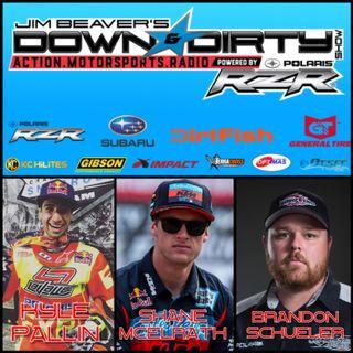 Shane McElrath, Kyle Pallin, & Brandon Schueler On Air!