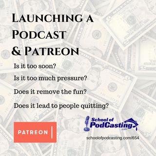 The Podcast Launch Attitude