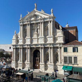 """Gli """"Scalzi"""" è il nome veneziano di questa bellissima chiesa"""