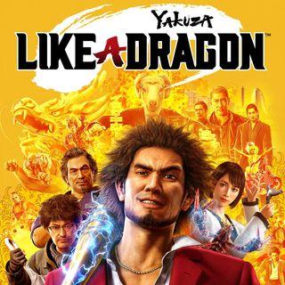 8x04 - Yakuza Like a Dragon