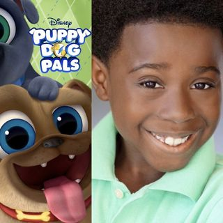 James & Florence Talk to EJ Williams, Voice of Bingo on Disney Jr.'s Puppy Dog Pals; Dare to Dream