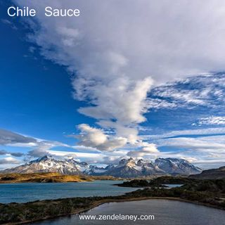 Chile Sauce with Zen Delaney on Lingo Radio Monday 10 August 2020