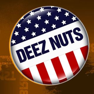 DONKEY - Presidential Candidate Deez Nuts