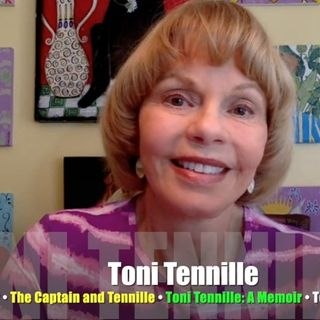 Muskrat Love? Still good for a Toni Tennille laugh! INTERVIEW