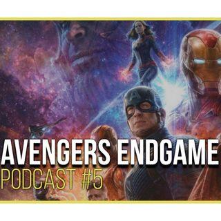 Podcast Avengers Endgame