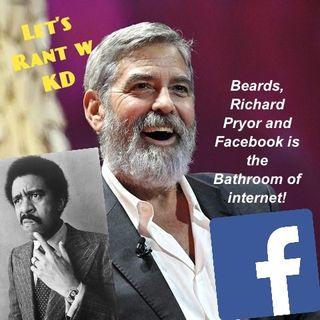 Facebook nonsense Beards and Richard Pryor