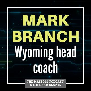 Wyoming head coach Mark Branch