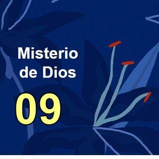 MdeDios 09 - Introducción al misterio de la Trinidad