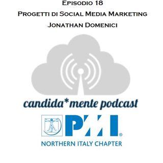 Episodio 18 - Jonathan Domenici - Social Media Marketing