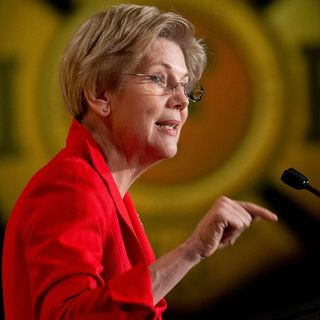 Elizabeth Warren Advocates for Workers in the 'Gig Economy'