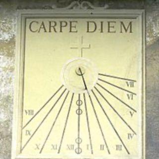 Carpe diem: come si può interpretare correttamente un messaggio che arriva dal passato?