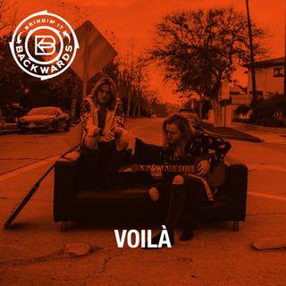Interview with VOILÀ