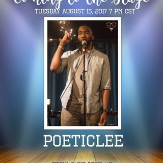 COMING TO THE STAGE PRESENTS :POETICLEE