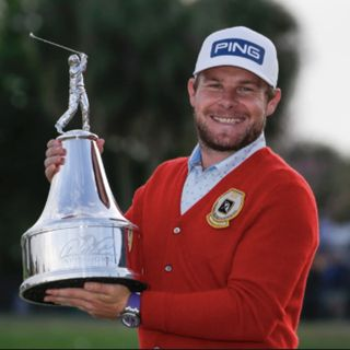 Feisty Englishman Wins Arnold Palmer Invitational