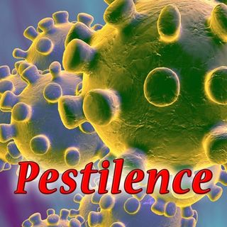 Pestilence, Psalm 91:7 (Thinking Inside the Quarantine #1)
