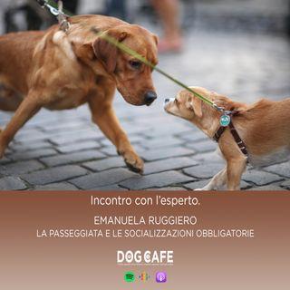 #082 - INCONTRO CON L'ESPERTO Emanuela Euggiero - La passeggiata e le socializzazioni obbligatorie