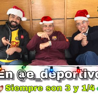 Comenzando la semana, como van las Posadas? Espacio Deportivo de la Tarde 17 de Diciembre 2018