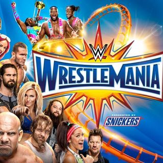 Wrestling 2 the MAX EXTRA:  WWE Wrestlemania 33 Review