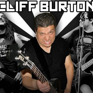 Cliff Burton. Un pequeño homenaje.