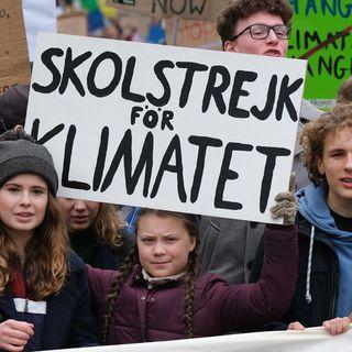 I ragazzi che lottano per il clima sono ambasciatori di coscienza