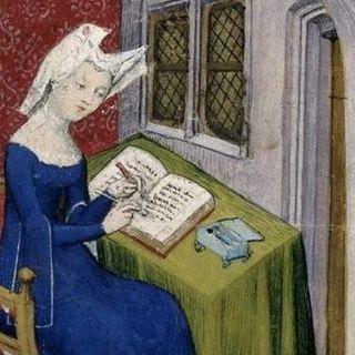 01 Christine de Pizan - prima scrittrice professionista in Europa