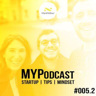 E5.2 Come diventare imprenditori: La nostra storia | Daniele Schimizzi e Matteo Piccolo PARTE 2