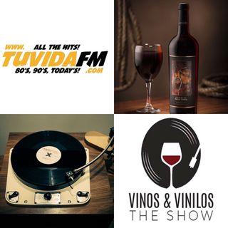 VINOS & VINILOS THE SHOW 10/18/2020