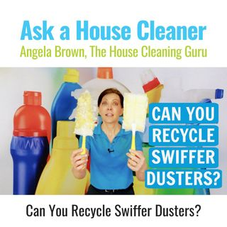 Can You Wash and Recycle a Swiffer Duster? Should You?