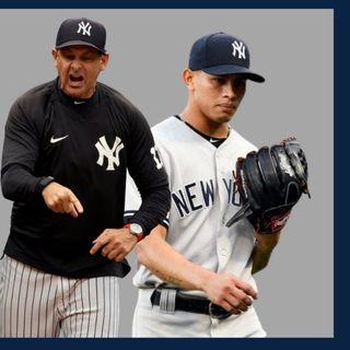 MLB: YANKEES concluyen una SEMANA para el olvido